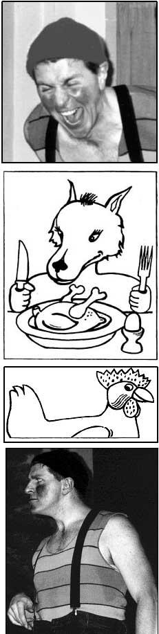 fame di lupo